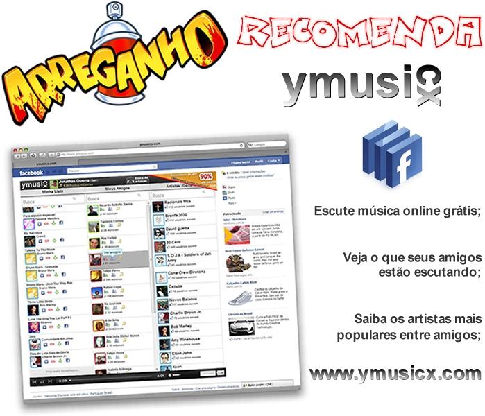 Ymusicx – O Novo Site de Músicas Grátis! Cuidado, é Viciante!
