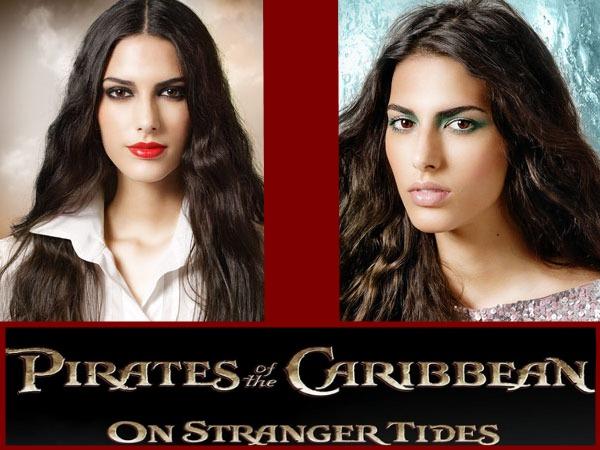 Disney Lança Kit De Maquiagem de Penélope Cruz em Piratas do Caribe