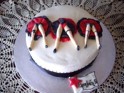 Bolos de Aniversário Somente Para Adultos 10