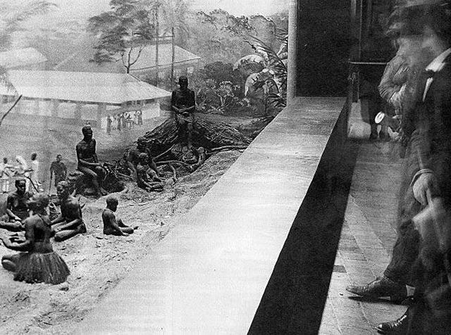 Fotos Antigas Mostram Negros Vivendo Em Zoológicos Humanos 02