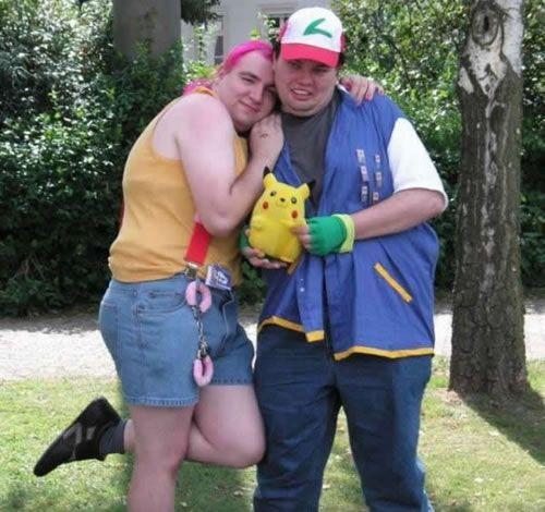 Cosplay Misty Pokémon, Você Está Fazendo Isso Errado 04
