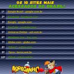 Top 10: Sites Mais Acessados Do Brasil em 2012