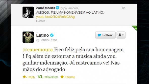 Latino x Caue Moura
