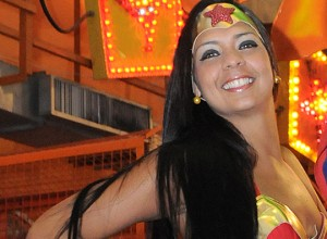 Mulher Maravilha do Carnaval