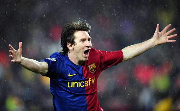 Futebol, o Esporte Onde Mais se Aposta - Messi