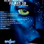 Os 10 Melhores Filmes 3D de Todos os Tempos!