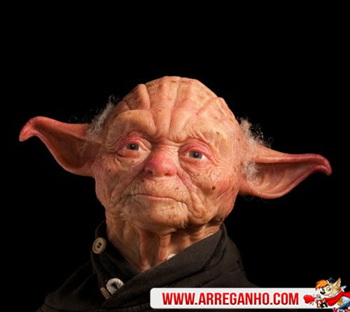 E se o Yoda fosse real?