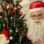 Adivinhe quem é o Papai Noel Misterioso?!