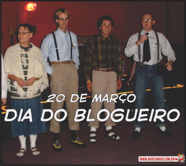 20 de Março - Dia Internacional do Blogueiro