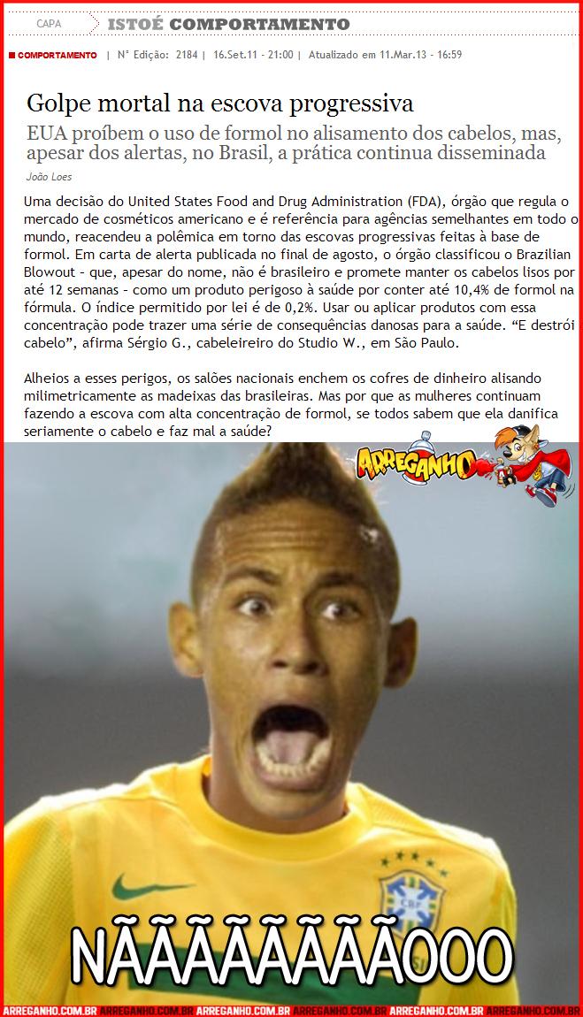 E Agora Neymar?
