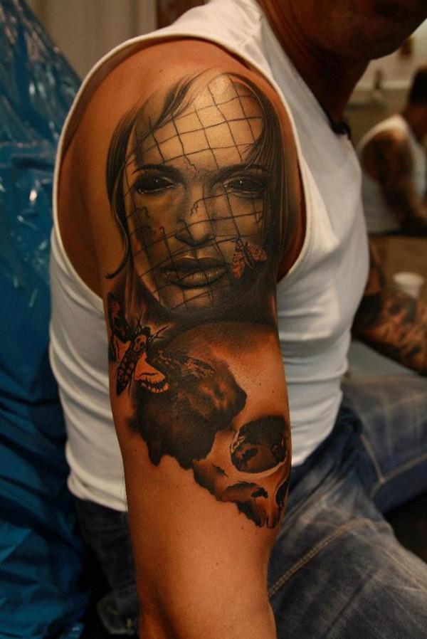 20 Tatuagens Incrivelmente Realistas