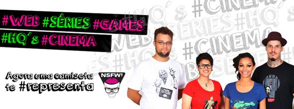 NSFW – A Camiseta que te representa