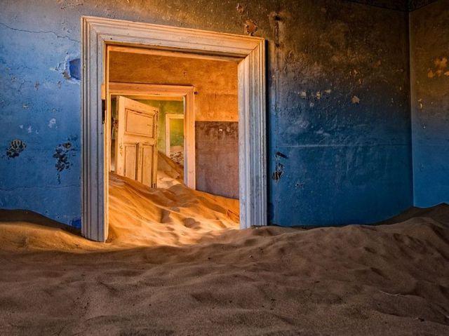 Lugares Abandonados Que Rendem Boas Fotos