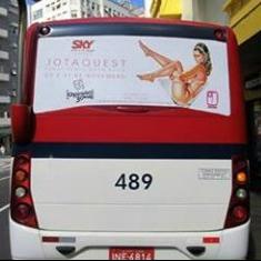 Publicidade de show do Jota Quest causa polêmica em Porto Alegre