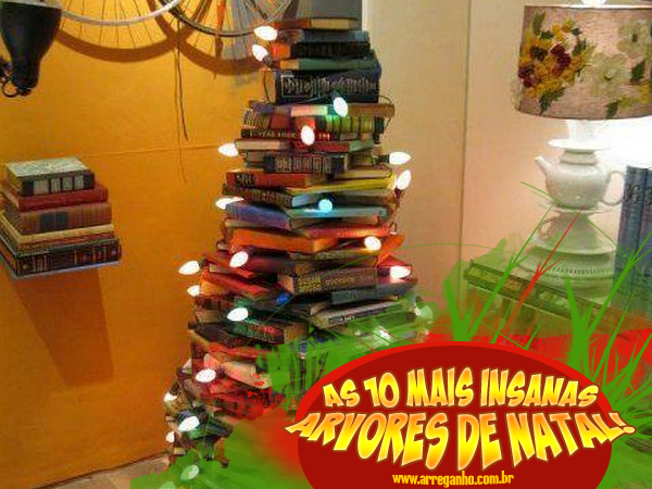 As 10 Mais Insanas Árvores de Natal