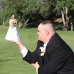 11 fotos bizarras de casamento