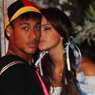 Acho que o Neymar anda assistindo muita novela
