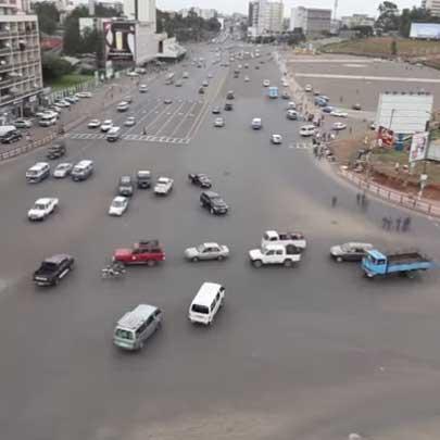 Quem acha que o trânsito da Rússia é o pior do mundo está enganado...