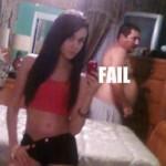 """Eventuais problemas com as """"Selfies"""""""