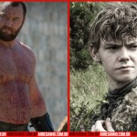 Você não vai acreditar na difença de idade destes atores de Game Of Thrones
