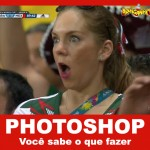 Photoshop, você sabe o que fazer – Especial Brasil X México