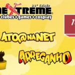 Arreganho (À Toa na Net e Piadas Chuck Norris) no Animextreme 2014