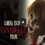 Silvio Santos passa dos limites e cria câmera escondida aterrorizante com boneca Annabelle