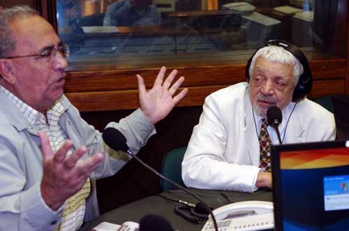Sala De Redacao Na Tv ~  exaltam em programa de Rádio e briga acaba em demissão  Arreganho