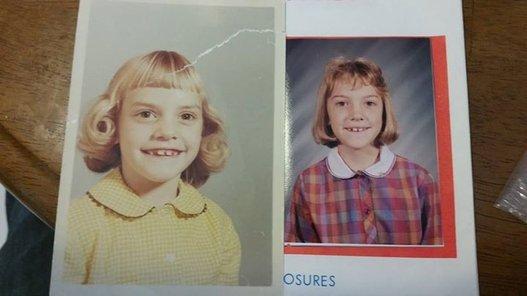 11 Fotos de pais e filhos que parecem a mesma pessoa