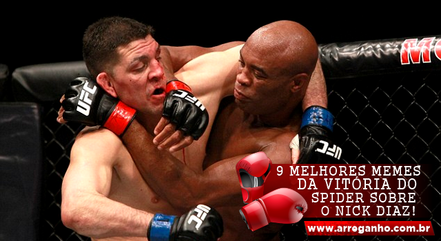 9 Melhores memes da vitória do Spider sobre o Nick Diaz