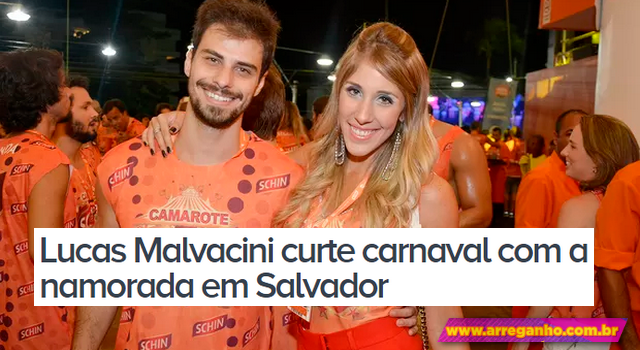 9 Notícias super relevantes sobre o Carnaval