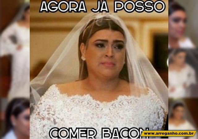 9 melhores memes do casamento da Preta Gil