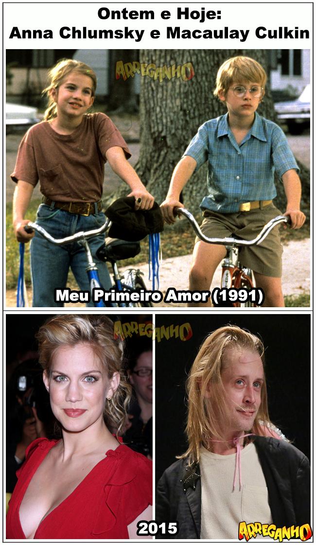 Como estão hoje os atores do filme Meu Primeiro Amor