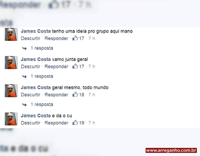 Da série: Fails do facebook
