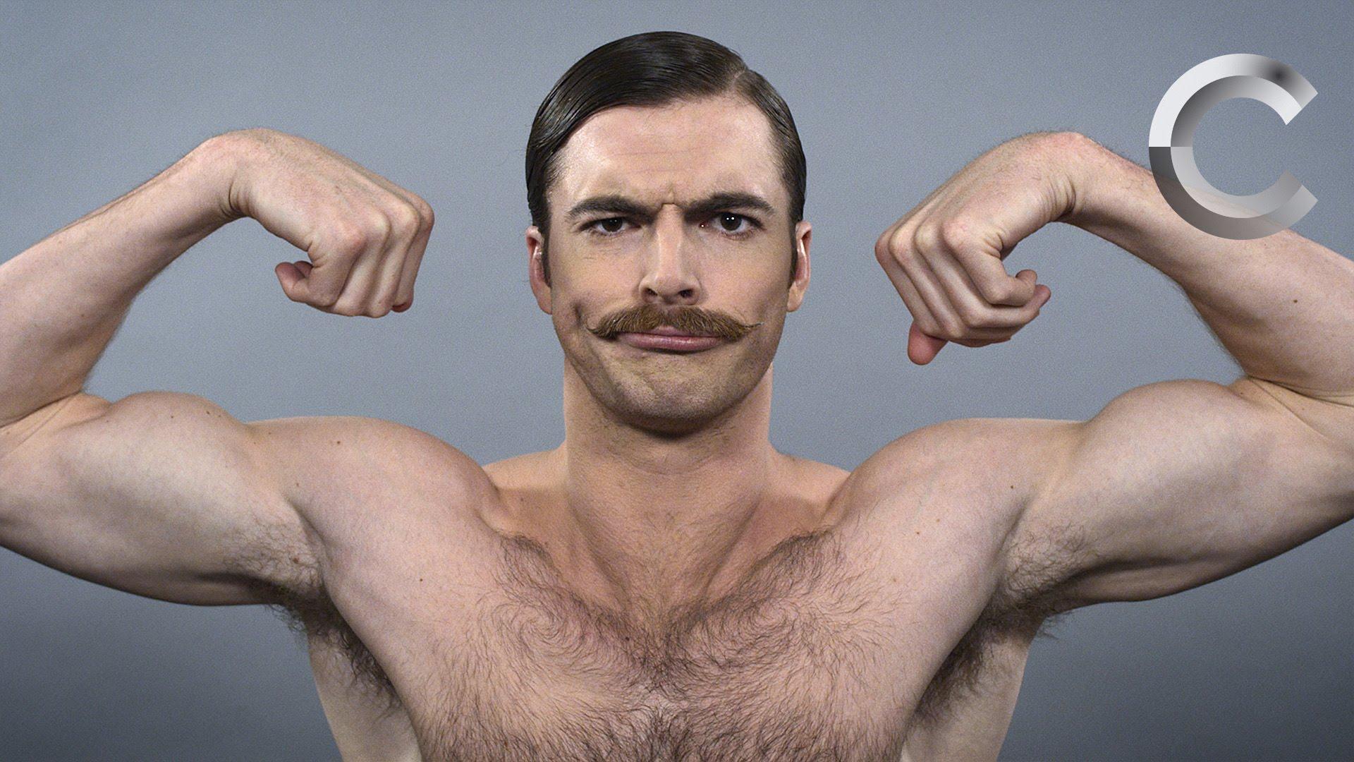 A evolu o do cabelo masculino ao longo de 100 anos Fashion style for 30 year old man
