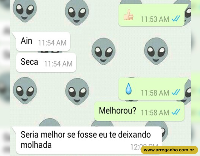Patadas do whatsapp