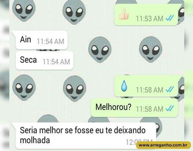 Patadas do whatsapp