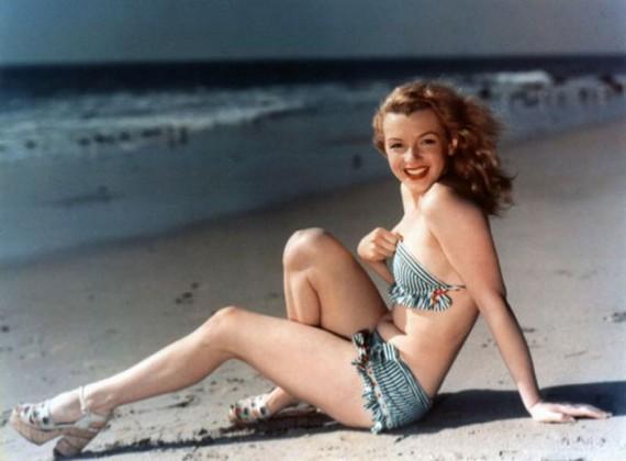 Marilyn Monroe Antes De Se Tornar Uma Das Mais Famosas Loiras Do Cinema