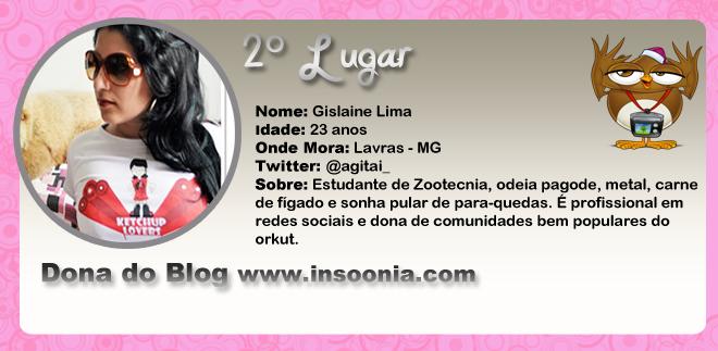 As 10 Blogueiras Mais Gatas da Internet 2011