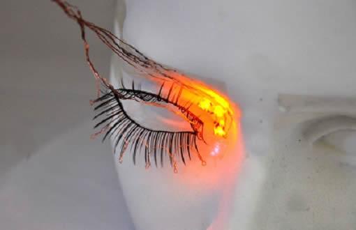 O Incrível Olho De Cyborg
