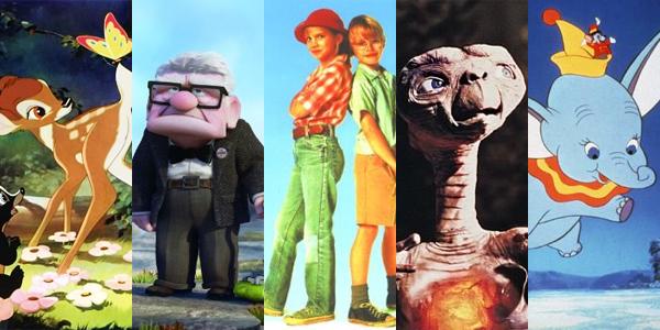 Os 10 Filmes Infantis Mais Tristes da História