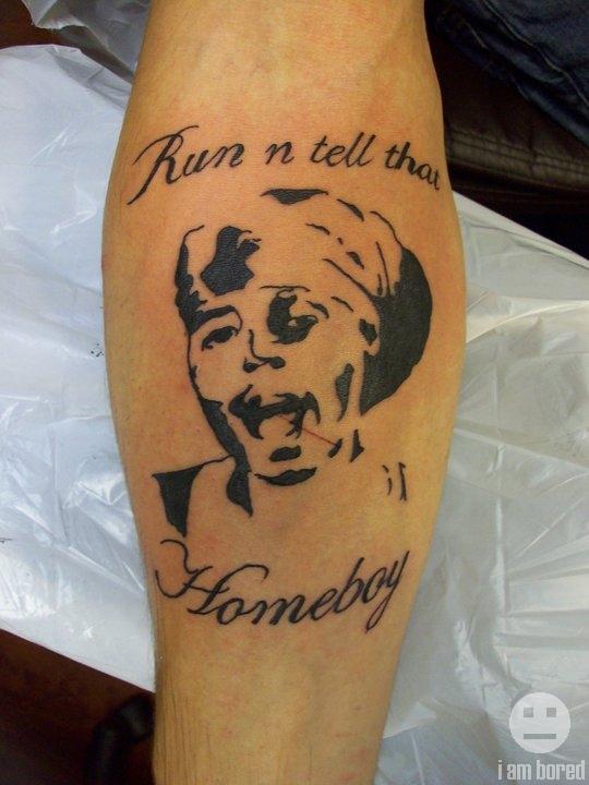 10 Tatuagens Engraçadas de Memes 01