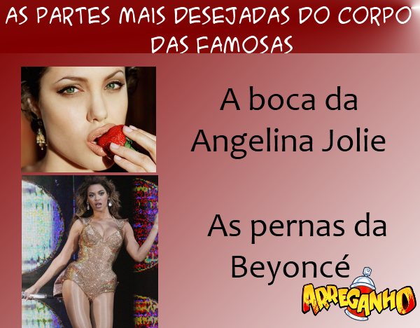 As Partes Mais Desejadas Do Corpo Das Famosas 01