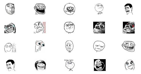 Emoticons dos Memes para MSN
