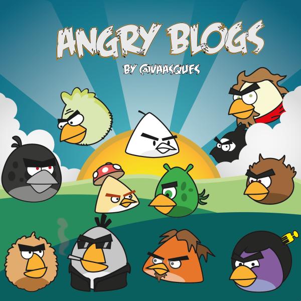Você Conhece o Angry Blogs?