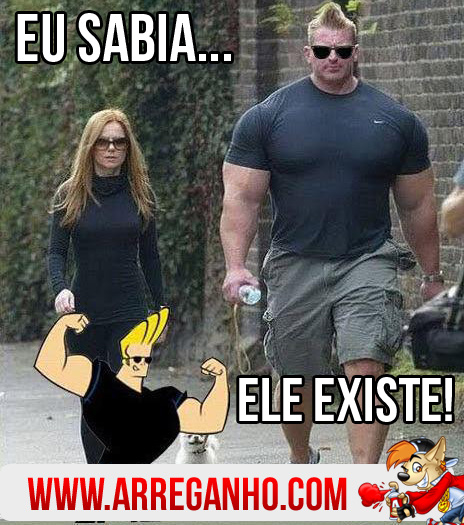 Johnny Bravo na Vida Real