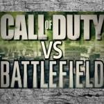 Call Of Duty Vs. Battlefield