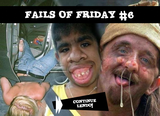 Fails of Friday #6