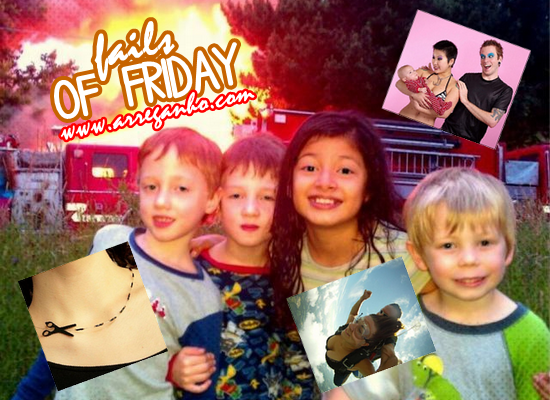 Fails of Friday #13