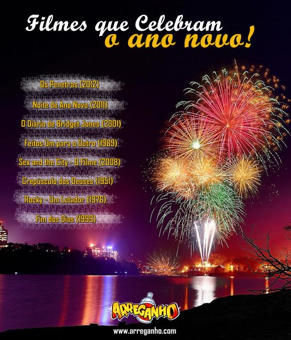 Filmes Que Celebram o Ano Novo!